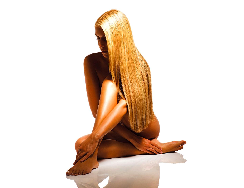 Почему растут волосы у женщин на спине