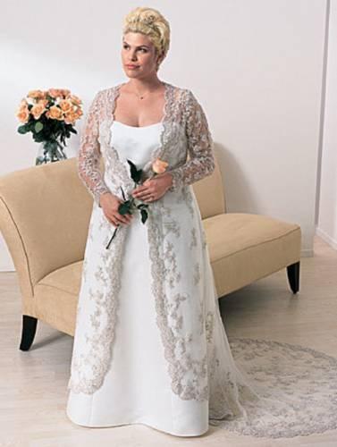 Свадебные платья для женщин 45 лет